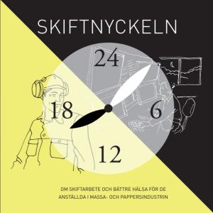 Skiftnyckeln - om skiftarbetstider och bättre hälsa för de anställda i massa- och pappersindustrin.