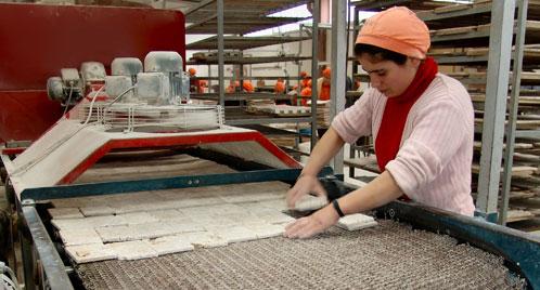 Fabriksarbete