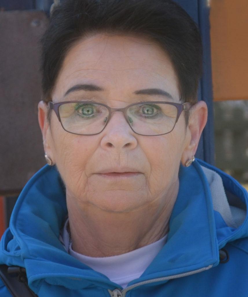 Ewa-May Hedenström