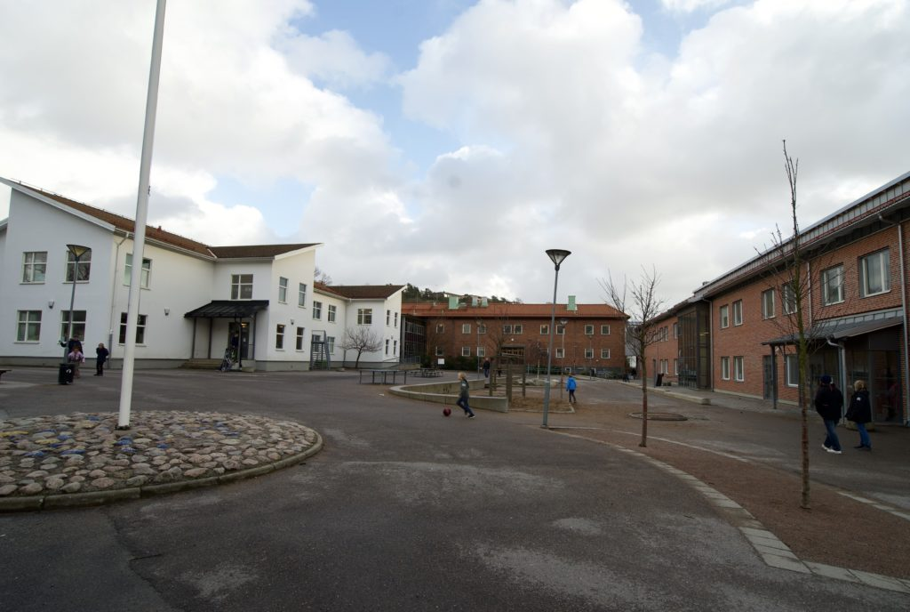 Skårsskolan i Göteborg